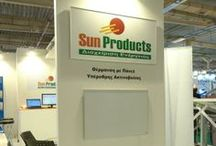 Sun Products / #exponymo #booth #exhibitor #exhibition #design #sun #products #photovoltaic