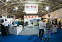 I-Kiosk / #exponymo #booth #exhibitor #exhibition #design #kiosk #2013