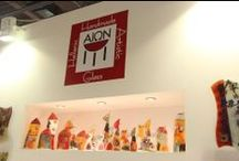 AION / #exponymo #booth #exhibitor #exhibition #design #handmade #glass