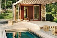 House Design Inspiration / Home design and architectural inspiration and ideas for our residents.