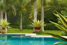 Outdoor Living Inspiration / Ideas for creating your ideal outdoor living areas.