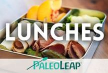 Paleo Lunch Recipes / Fun and easy Paleo lunch ideas. / by Paleo Leap