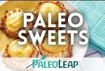 Paleo Sweets / Sweet Paleo treats and indulgences. / by Paleo Leap