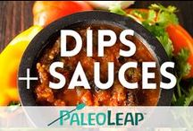 Paleo Dips & Sauces / Because veggies taste so much better with a healthy dip. / by Paleo Leap