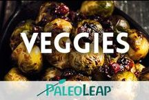 Paleo Veggies / Vegetables in all their colors and glory. / by Paleo Leap