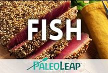Paleo Fish and Seafood Recipes / Healthy fish and seafood recipes. / by Paleo Leap