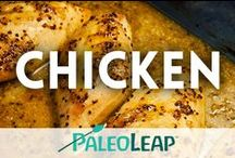 Paleo Chicken & Poultry Recipes / Chicken and poultry dishes. / by Paleo Leap