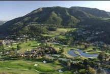 We Love...Carmel Valley / The beautiful community of Carmel Valley offers rolling hills, grapevines and championship golf courses.