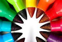 Kleuren / Kleur bepaald ons gevoel en stemming. We kunnen niet zonder kleur in ons leven.