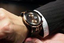 Edox on the wrist / People with Edox on the wrist.