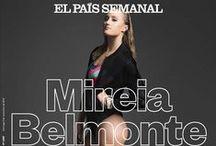 Mireia Belmonte / Charming ambassador, multi-medalist and talented swimmer
