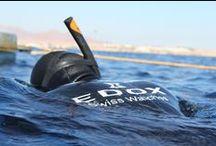 Christian Redl / Christian Redl, ambassador of the Edox brand & freediver champion