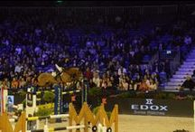 Edox @Jumping Amsterdam 2015 / Edox is for the third time partner of the Jumping Amsterdam event in Nederlands.