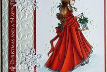 My Elisabeth Bell cards