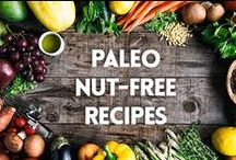 Paleo Nut-Free Recipes / All the best Paleo nut-free recipes. / by Paleo Leap
