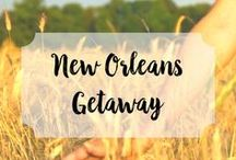 New Orleans Getaway / Uncovering the best secrets of New Orleans. Find local favorites, unique experiences, best restaurants, bars and more in the French Quarter.