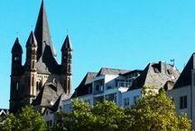 Reisen - Köln / Interessantes rund um Reisen nach Köln: Ausflugstipps, Sightseeing, Hotels und Restaurants, interessante Läden ... #reisen, #travel, #köln