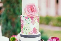 Cake Designs / by Jeanie Engler