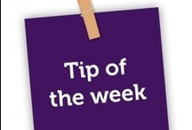TIP of the WEEK / Useful tips and information for the caregivers of children and adults with Prader-Willi Syndrome.
