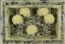 """COLOREL - Rahmen mit Blumenvasen """"Floral"""""""