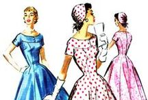 50's sewing patterns / by Denise Mello