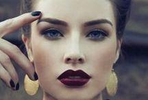 Makeup I LOVE / Make-up inspirations