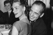 Bogart and Bacall / by Jean Daly