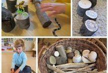 INTERIORS - Kids natural play