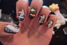 My nails / Nailart.