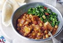 Vegetarian Entrees / Some of my favorite vegetarian recipes from around the web.