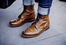 Kick It Up For Fall / Men's and Women's Fall 2014 Shoes