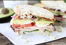 Sandwiches - Tartines