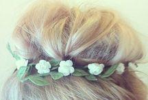 hair ✄ / by Belle Clark 📖🍃👓