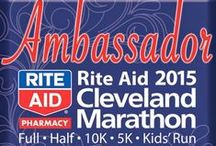 CLEMarathon Ambassadors / Follow Their Journey! Read blog updates from our 2015 Official Ambassadors as they share their journey and training experiences leading up to the race on May 17th!