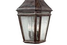 Outdoor Lighting / There are so many different types of outdoor lighting opportunities available!
