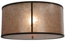 Lamp Shades / Who doesn't love a beautifully styled lamp shade?!