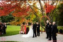 Wedding Ceremony Ideas / Ceremony Photos from Weddings at Bill Miller's Castle