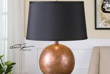 Table Lamps / A table lamp is a great way to add style into any room!  Lighting By Design offers a selection of hundreds of table lamps!