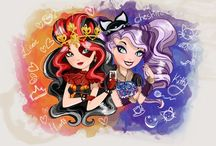 Ever After High! / Follow your destiny... Or not. / by April V.