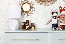 DIY Dreams / From custom wall decor to entire room renovations, we love new creative projects!