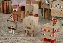 Homeschool-woodcrafts