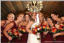 Fall Wedding: Lindsay & Christopher at Bill Miller's Castle / Lindsay & Christopher's beautiful Fall Wedding at Bill Miller's Castle in Branford, CT on October 3rd, 2015
