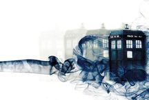 """The Doctor and his companions / Okay, people I have two basic rules: 1- Don't skip 9th (or 10th, 11th and 12th - they're ALL important, believe me)! 2 - He's called the Doctor! NOT """"Doctor who"""" or """"Dr.Who"""", please! Thank you and enjoy your stay!"""