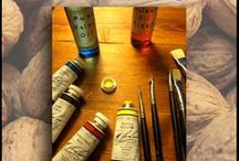 Tools for Artists / Tools, tips, and furniture for working artists...