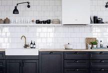 INTERIORS- kitchens