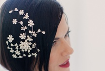 Bridal Beauty / Dresses, Accessories, Hair, and Makeup to Look Your Very Best on Your Big Day