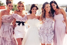 Maid of Honor + Bridesmaids / Advice and Looks for the Ladies Standing By Your Side