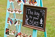 Escort and Place Cards / Getting Your Guests to Their Seats in Style