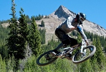 mountain biking Crested Butte / Mountain Biking in Crested Butte ( and some great pics to inspire you) -- so much harder than it seems! Getting to be an extreme sport in CB