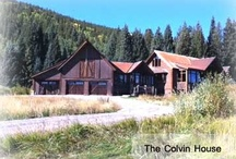 For Rent: Colvin Ranch house / The Colvin ranch house sits on 300 acres and it just 5 minutes south of Crested Butte. What a beautiful vacation rental - with the slate river running thru it! great fishing!